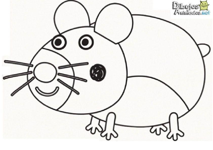 Dibujos Animados Para Colorear En El Ordenador: Dibujos Para Colorear Del Pequeño Reino De Ben Y Holly