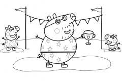 daddy-peppa-pig-and-friends-coloring-pages