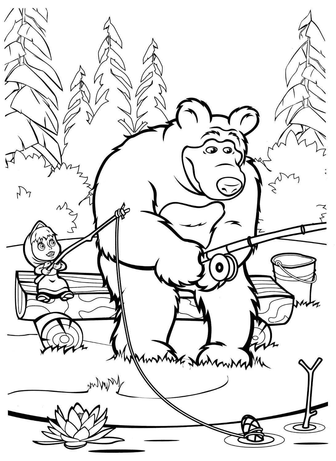 imagen-de-masha-y-el-oso-para-imprimir