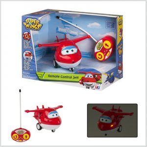 Jett Radiocontrol super wings