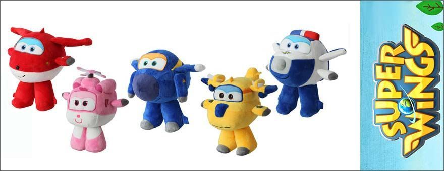 juguetes super wings