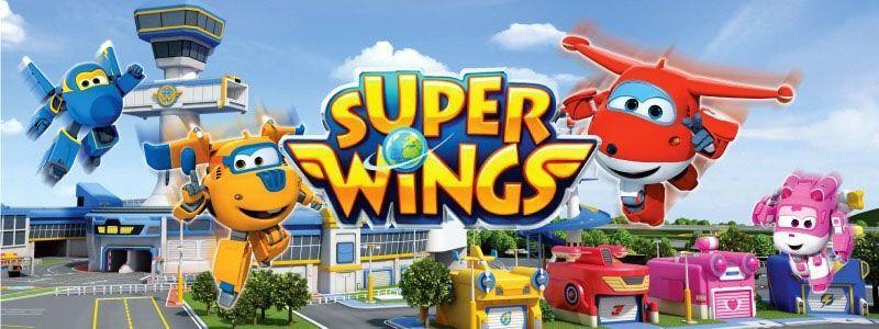 Letra de la canción de la serie Super Wings en español
