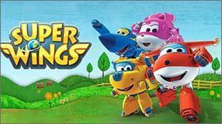 personajes aviones super wings