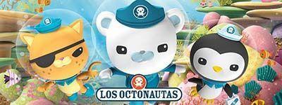 serie de dibujos los octonautas
