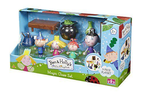 Dibujos De Ben Y Holly Para Colorear Imprimir: El Pequeño Reino De Ben Y Holly Para Imprimir Y Colorear 9