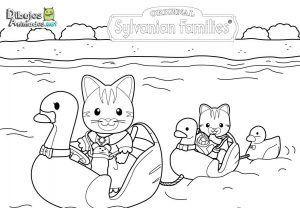 colorear-gatos-sylvanian-families