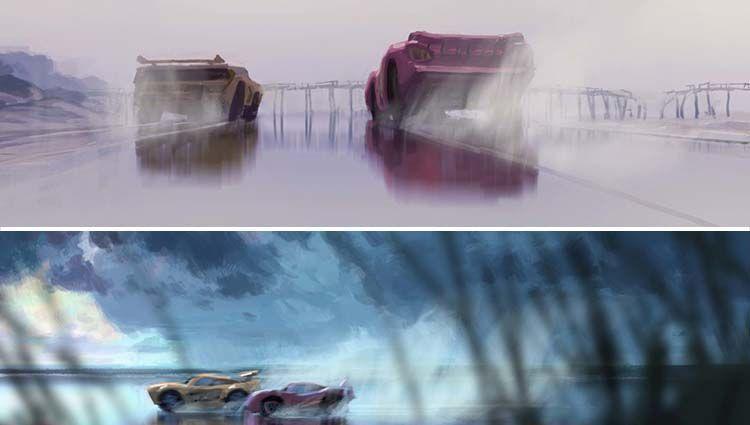 pelicula cars 3