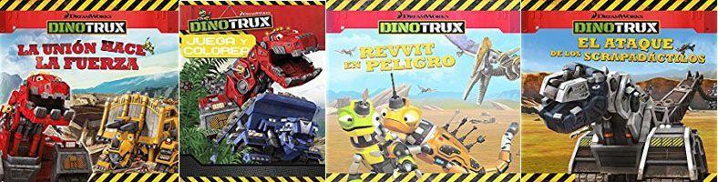 Libros Dinotrux