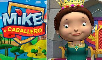 Personajes Mike Reina
