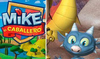 Personajes Mike aleteo