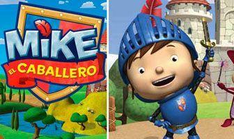 Personajes Mike caballero