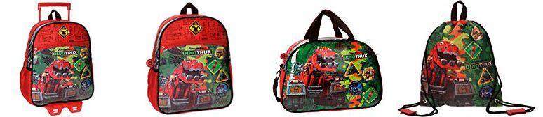 comprar mochilas dinotrux