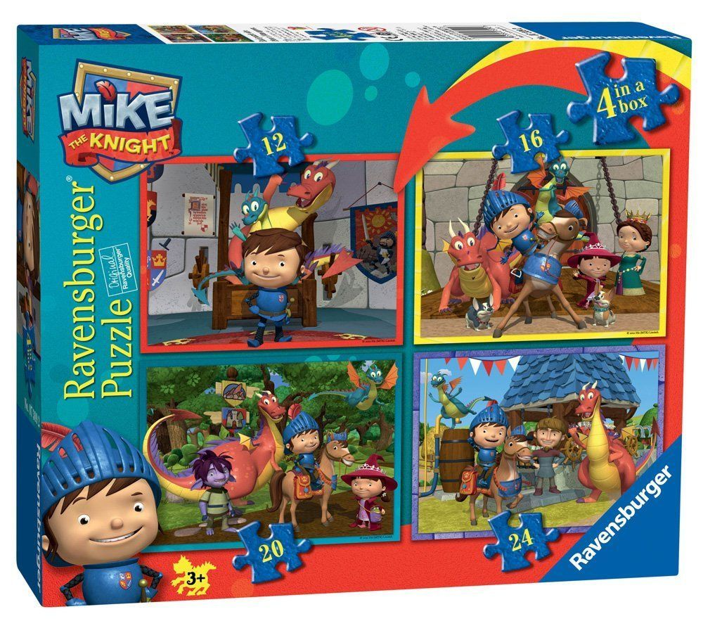Puzzle Mike 1