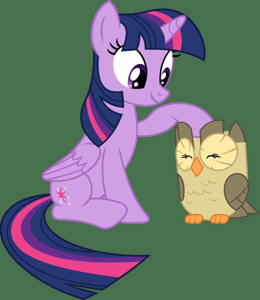 Personajes mi pequeño poni - Dibujos Animados