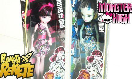 Muñecas Monster High | Abrimos dos y sorteamos!