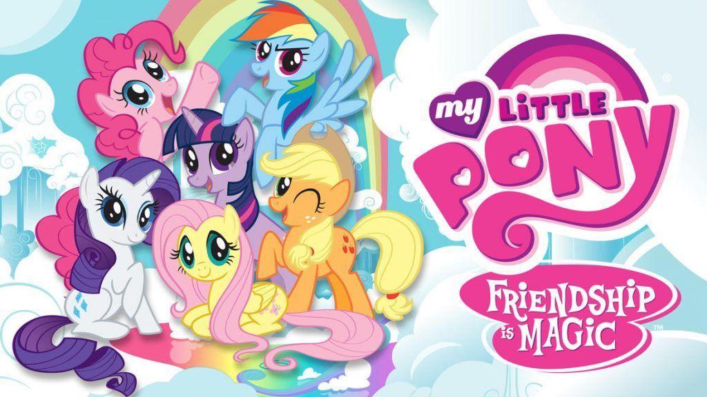 Mi peque o poni la magia de la amistad dibujos animados - My little pony en dessin anime ...