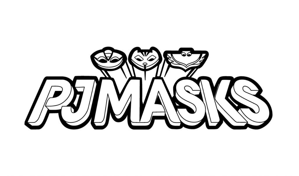 Imagenes Animadas Para Colorear: Dibujos Para Colorear PJ Masks