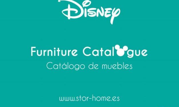 Muebles infantiles de dibujos animados