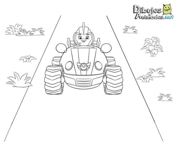 Dibujos Animados Para Colorear: Dibujos Colorear Top Wing
