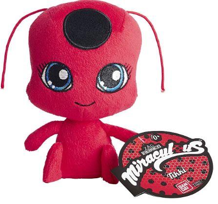 Peluche Tikki de Ladybub