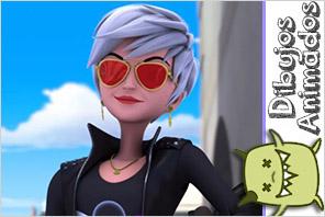 Personajes ladybug  Gina
