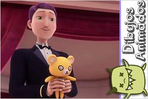 Personajes ladybug  Mayordomo Chloe