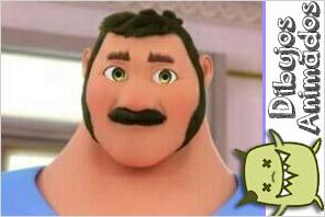 Personajes ladybug  Tom Dupain