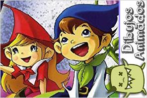 personajes dibujos animados  belfy y lilibit