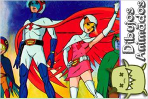 personajes dibujos animados comando g