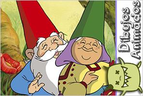 personajes dibujos animados  david el gnomo