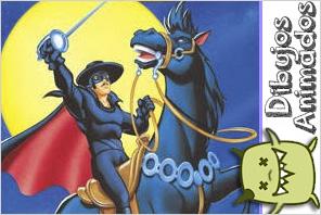 personajes dibujos animados  el zorro