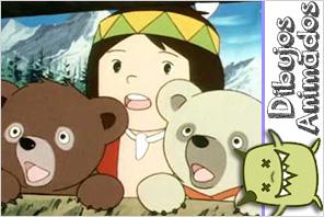 personajes dibujos animados Jackie y Nuca