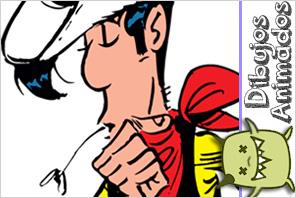 personajes dibujos animados  lucky luck