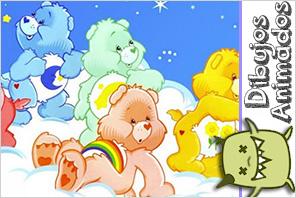 personajes dibujos animados  osos amorosos