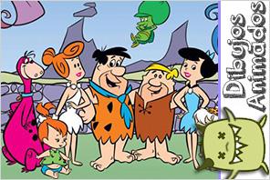 personajes dibujos animados  picapiedra