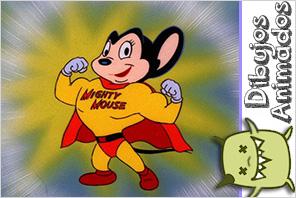 personajes dibujos animados  super raton