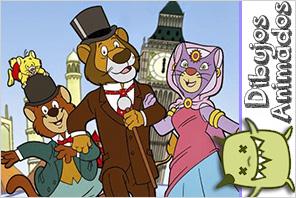personajes dibujos animados  vuelta al mundo en 80 dias willy fock