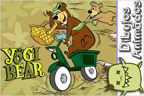personajes dibujos animados  oso yogi