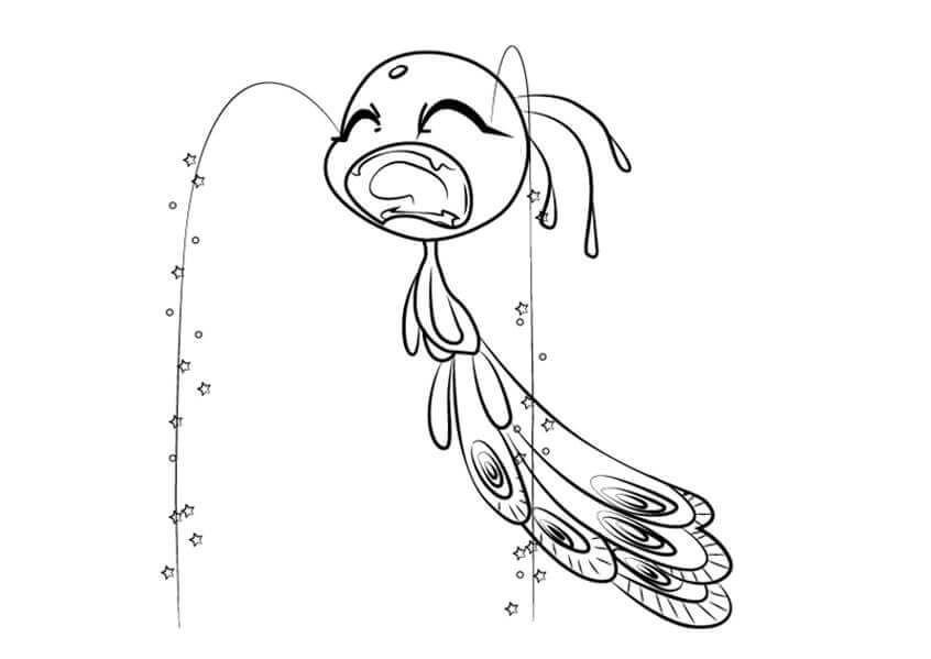 Dibujos Animados Para Colorear De Ladybug Dibujos De Ladybug Para
