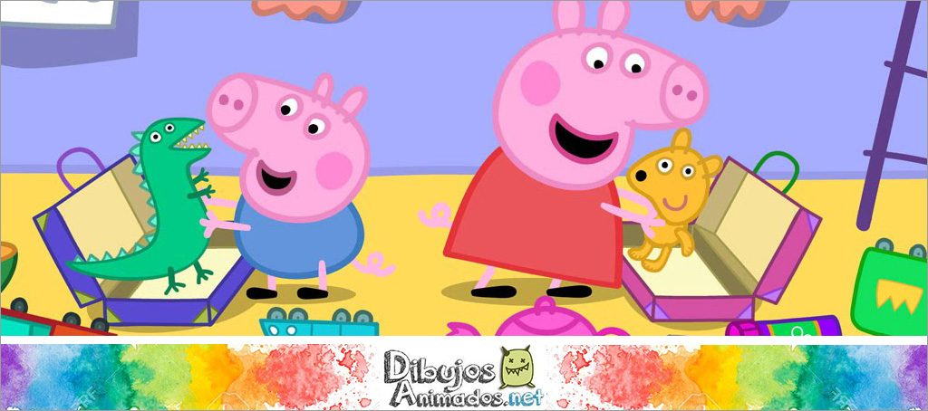 personajes peppa pig