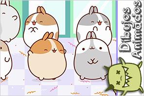 conejos molang