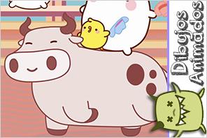 vacas (cows) personaje molang