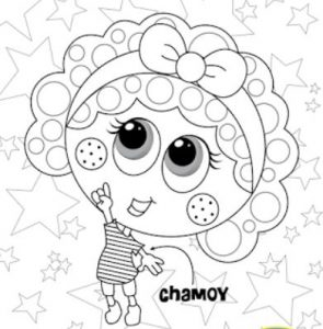 colorear-ksimerito - Dibujos Animados