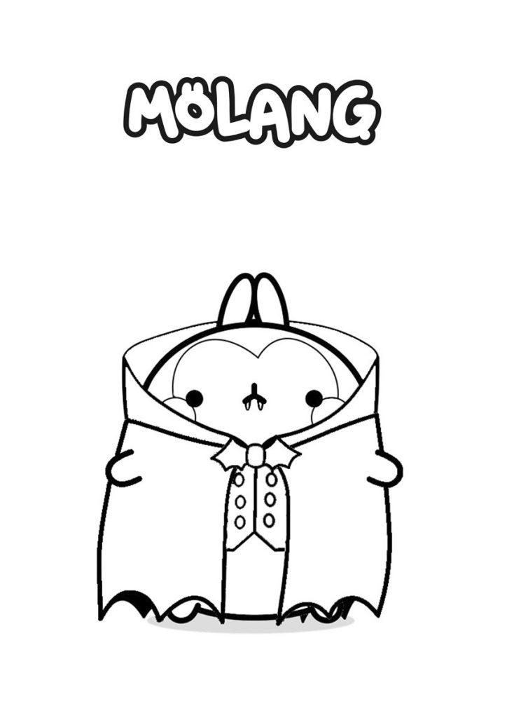 molang dracula